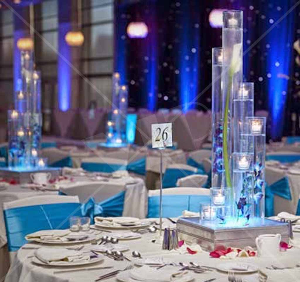 Wedding event centerpiece led light up yolo party supplies