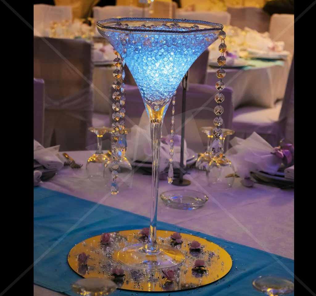 Wedding Event Centerpiece LED Light Up