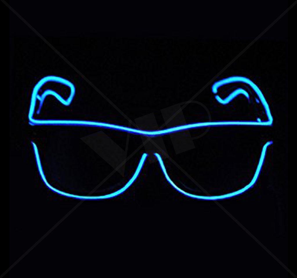 how to make led glasses