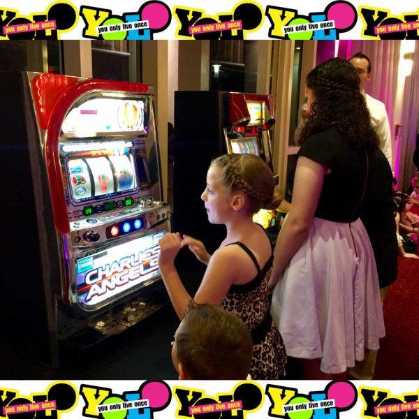 Casino Night Slot Machines